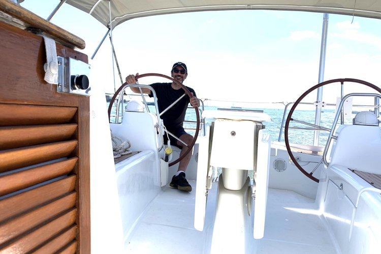 Sloop boat rental in Marine Max at Pier 59 - Chelsea Piers,