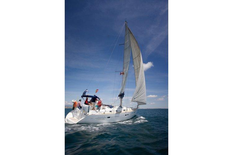 Boat for rent Beneteau 41.0 feet in Marina de Lagos, Portugal
