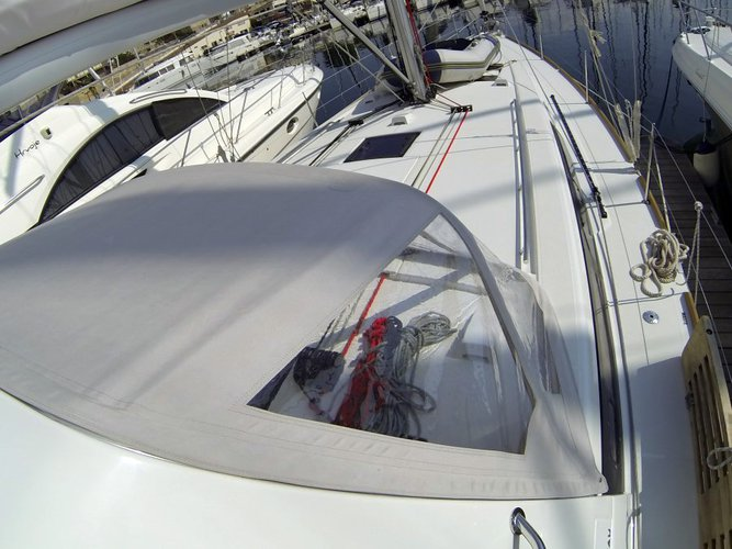 Boat for rent Bénéteau 45.0 feet in Marina Mandalina, Sibenik, Croatia