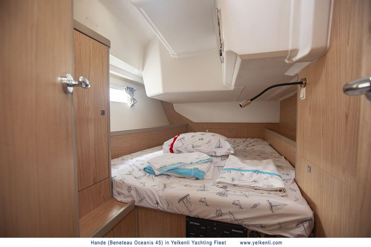 Cabin Aft Starboard