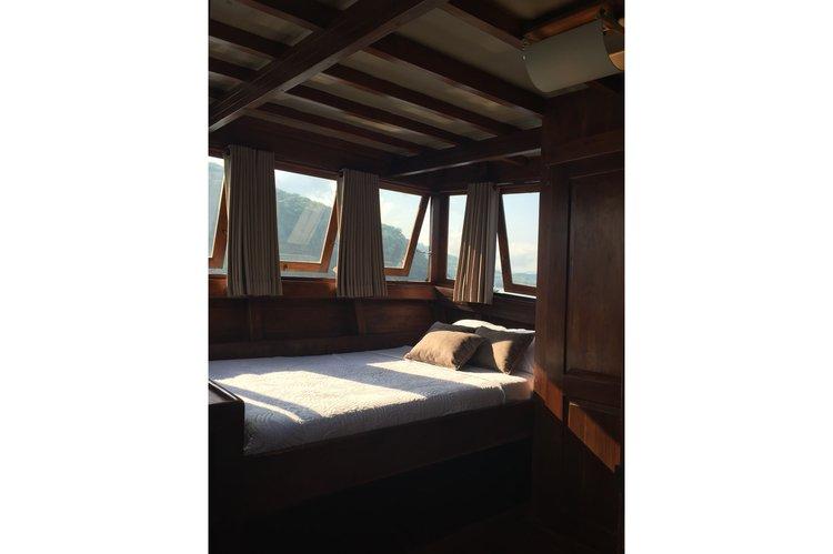 Gulet boat for rent in Labuan Bajo