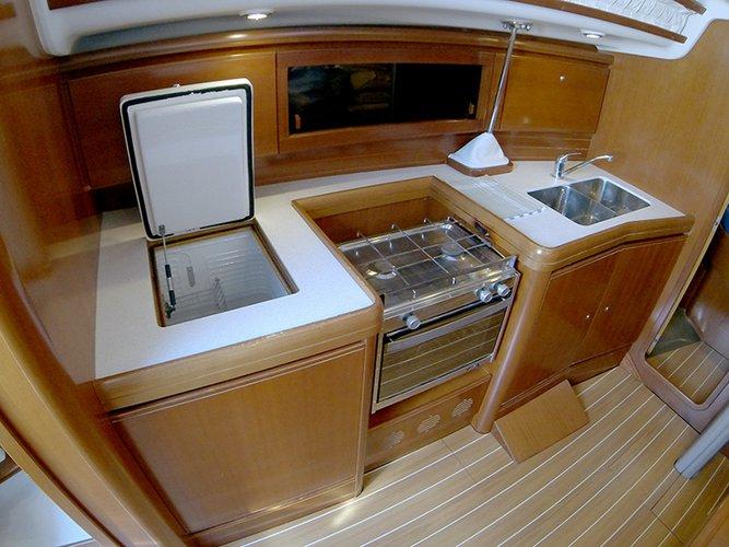 Boat for rent Cantiere Del Pardo (Grand Soleil) 38.0 feet in Marina Mandalina, Sibenik, Croatia