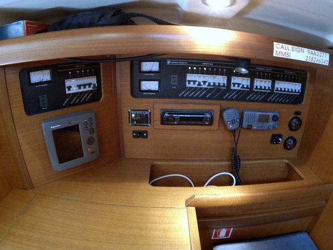 Boat for rent Cantiere Del Pardo (Grand Soleil) 43.0 feet in Marina Mandalina, Sibenik, Croatia