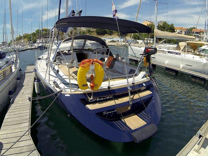 Boat for rent Cantiere Del Pardo (Grand Soleil) 46.0 feet in Marina Mandalina, Sibenik, Croatia