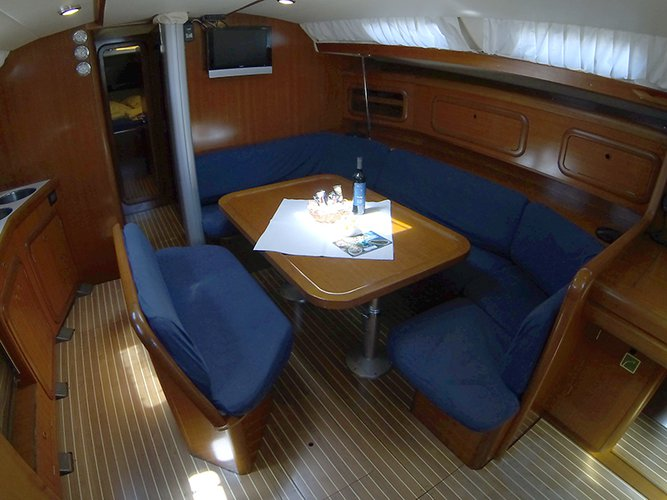 Boat for rent Cantiere Del Pardo (Grand Soleil) 46.0 feet in Marina Mandalina, Sibenik,