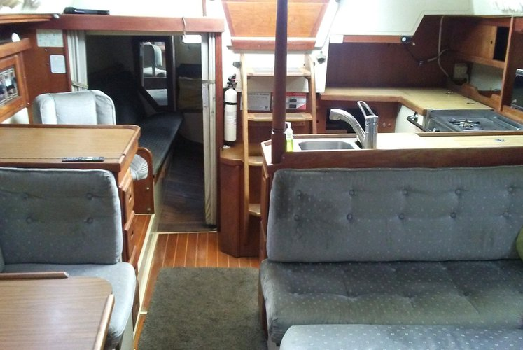 Boat for rent Catalina 36.0 feet in Seaforth Marina, CA
