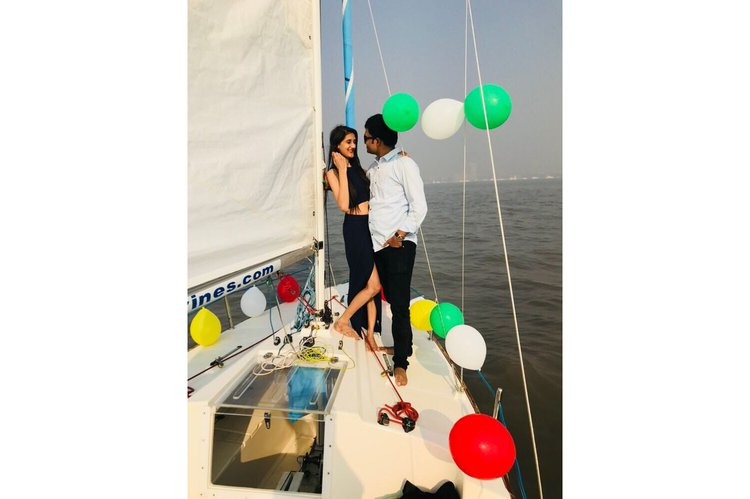 Boat rental in Mumbai,