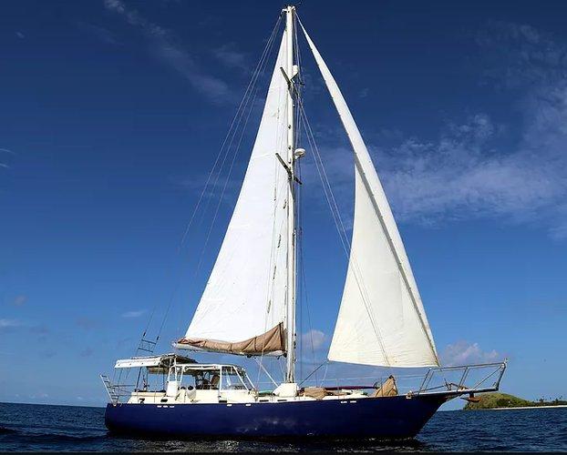 Monohull boat rental in Nadi, Fiji