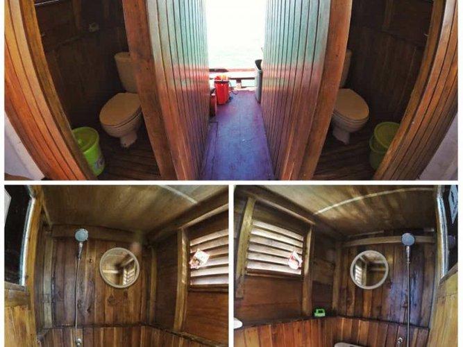 Boat for rent Custom 72.0 feet in Labuan Bajo, Indonesia