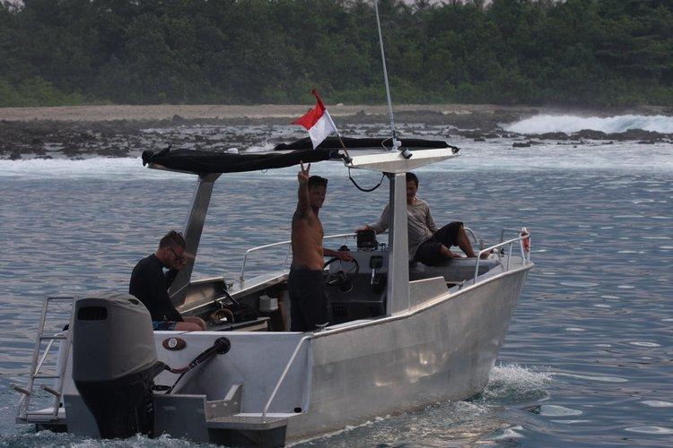 Boat for rent Custom 80.0 feet in Padang, Indonesia