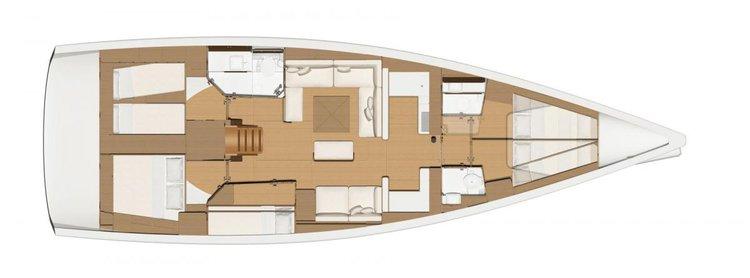 Boat for rent Dufour 52.0 feet in Kalkara, Malta