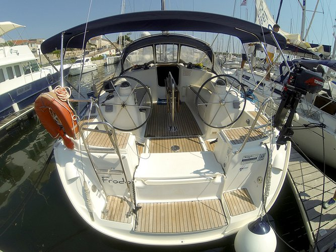 Dufour Yachts boat for rent in Šibenik region