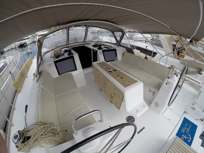 Boat for rent Dufour Yachts 46.0 feet in Marina Mandalina, Sibenik, Croatia