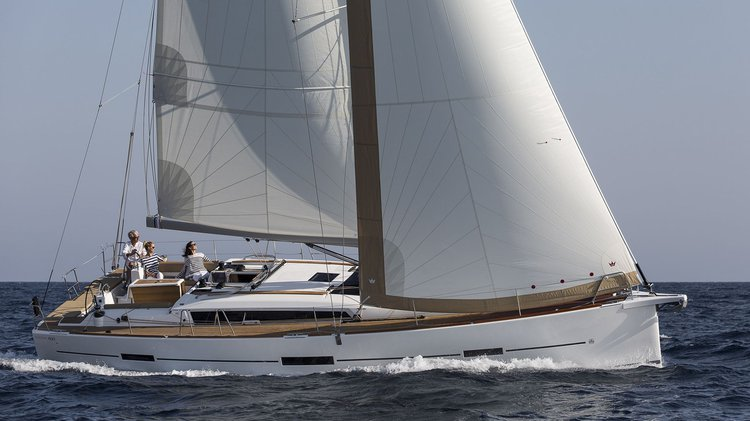 Sail the beautiful waters of Šibenik region on this cozy Dufour Yachts Dufour 460 GL