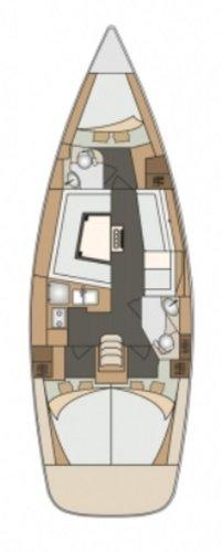 Boat for rent Elan Marine 39.0 feet in Marina Kastela, Kastela, Croatia