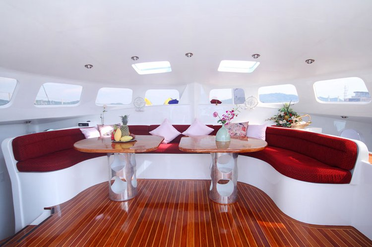Boat for rent Faraway 48.0 feet in Phuket 83100, Thailand