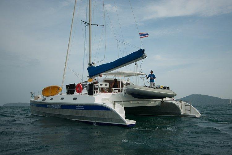 48.0 feet Faraway in great shape