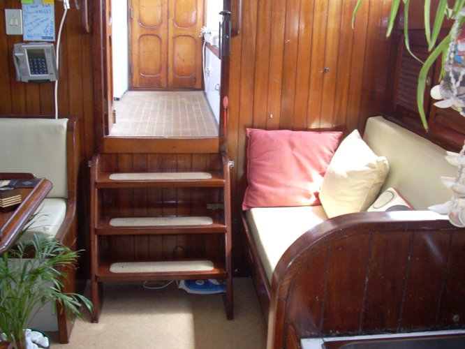Boating is fun with a Sloop in Zanzibar