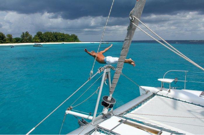 Boat for rent Fountaine Pajot 56.0 feet in Zanzibar, Tanzania