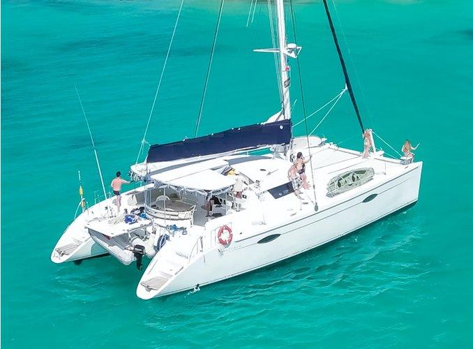 Boat for rent Fountaine Pajot 60.0 feet in Zanzibar, Tanzania