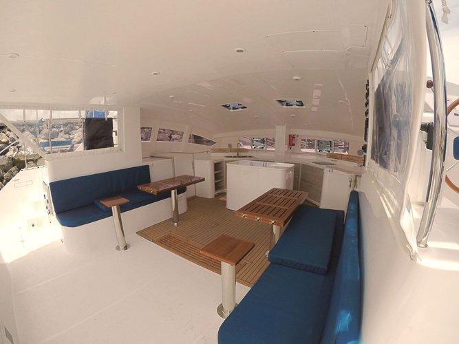 Boat for rent Island Spirit Catamarans 41.0 feet in Phuket,