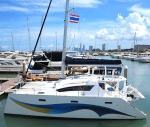 41.0 feet Island Spirit Catamarans in great shape