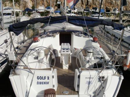 Rent this Jeanneau Sun Odyssey 45.2 for a true nautical adventure