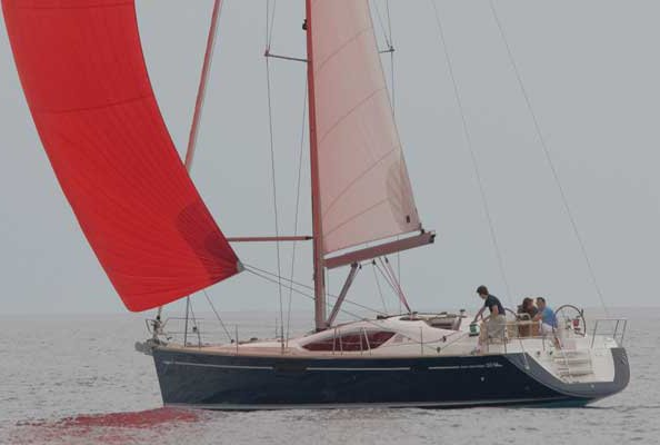 The Jeanneau 49 and 50DS Models are Magical to Sail
