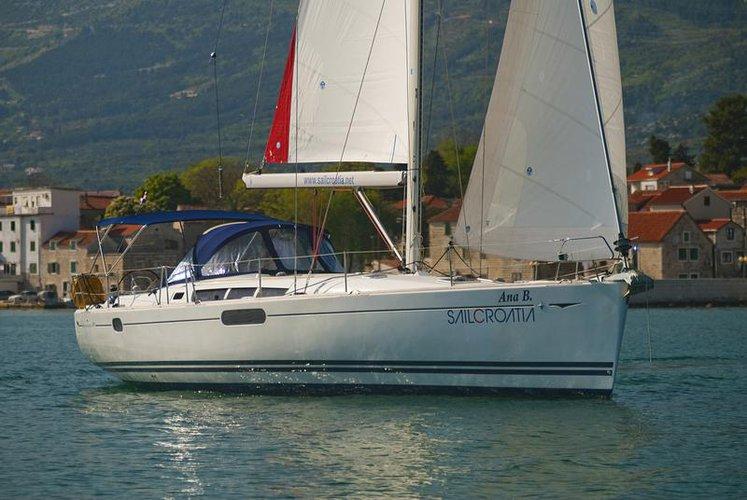 Boat for rent Jeanneau 49.0 feet in Marina Kastela, Kastela, Croatia