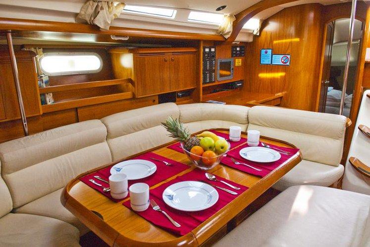 Discover Split region surroundings on this Sun Odyssey 49 Jeanneau boat