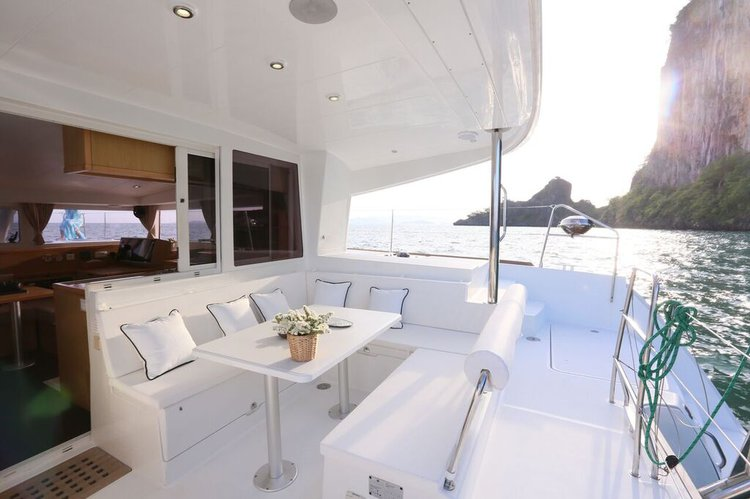Boat for rent Lagoon 40.0 feet in Phuket, Thailand