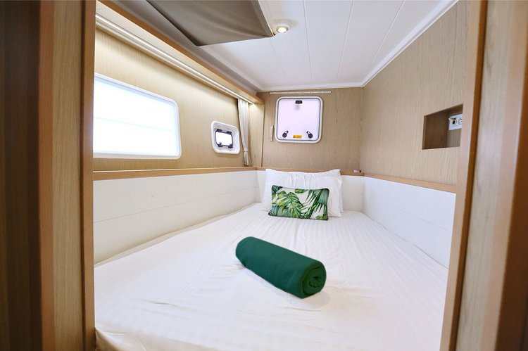 Boat for rent Lagoon 40.0 feet in Samui Base, Thailand