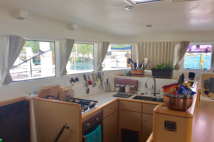 Catamaran boat rental in Fisherman's Village, FL