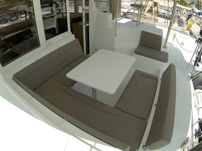 Boat for rent Lagoon-Bénéteau 38.0 feet in Marina Mandalina, Sibenik, Croatia