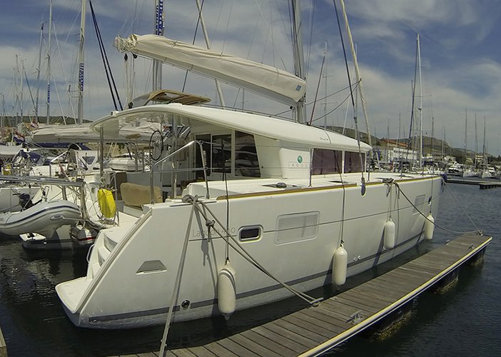 Boat for rent Lagoon-Bénéteau 39.0 feet in Marina Mandalina, Sibenik, Croatia