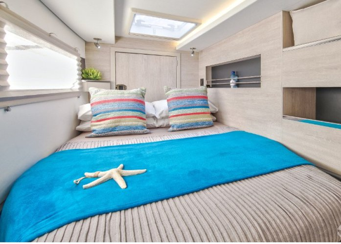 Catamaran boat for rent in Auckland