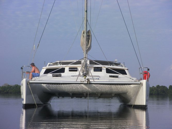 Sail the fascinating Tanzania on a superb catamaran for rent