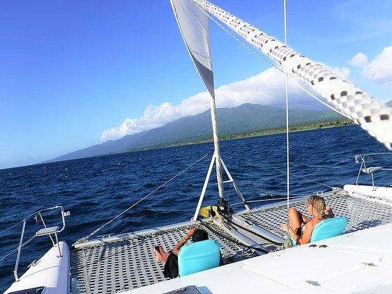 Norseman's 43.0 feet in Savusavu