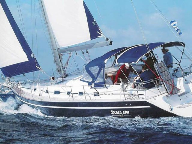 Take this Ocean Yachts Ocean Star 51.2 for a spin!