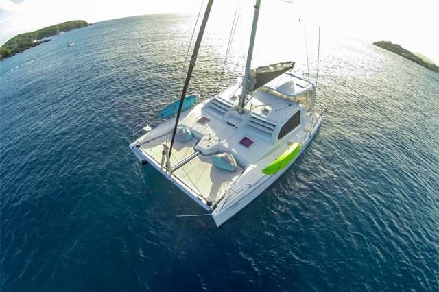 Boat for rent Robertson & Caine 47.0 feet in Yacht Haven Grande Marina, U.S. Virgin Islands