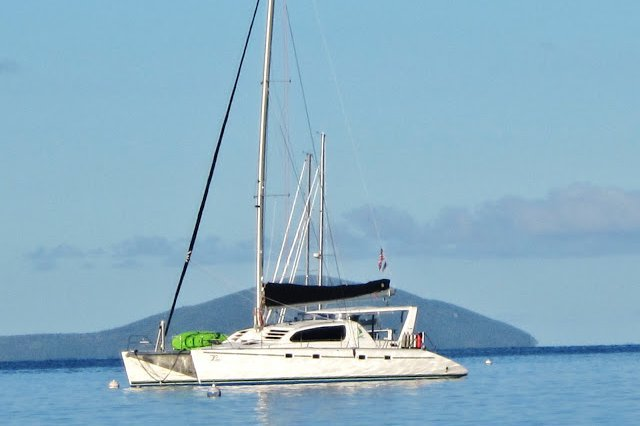 Robertson & Caine's 47.0 feet in Charlotte Amalie