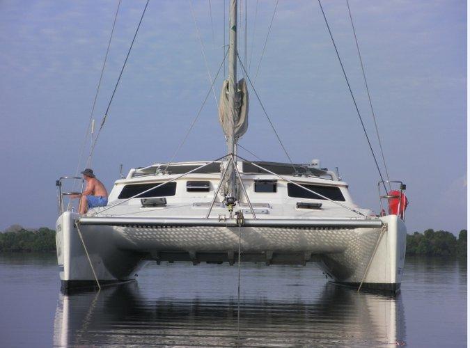 Simonis Voogd's 50.0 feet in Zanzibar