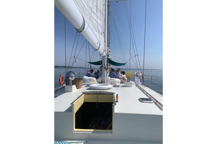 Boat for rent Treworgy 75.0 feet in Sag Harbor Town Docks, NY