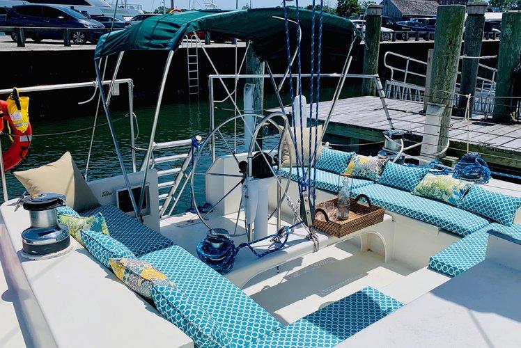 Schooner boat for rent in Sag Harbor