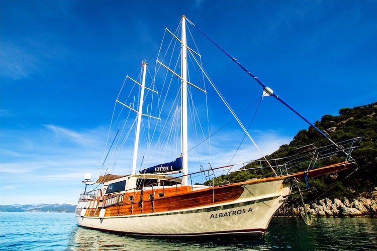Discover Blue Voyage with ALBATROS A