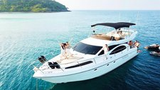 Hop aboard this amazing motor boat rental in Thailand!