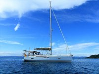 A great Jeanneau for sailing the warm BVI waters