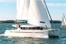 Charter this amazing catamaran in Phuket