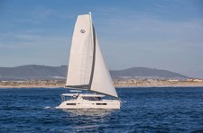 Hop aboard this amazing catamaran rental in New Zealand!