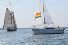 Sweet Daysailer / Weekender to explore Provincetown Harbor and Cape Cod Bay